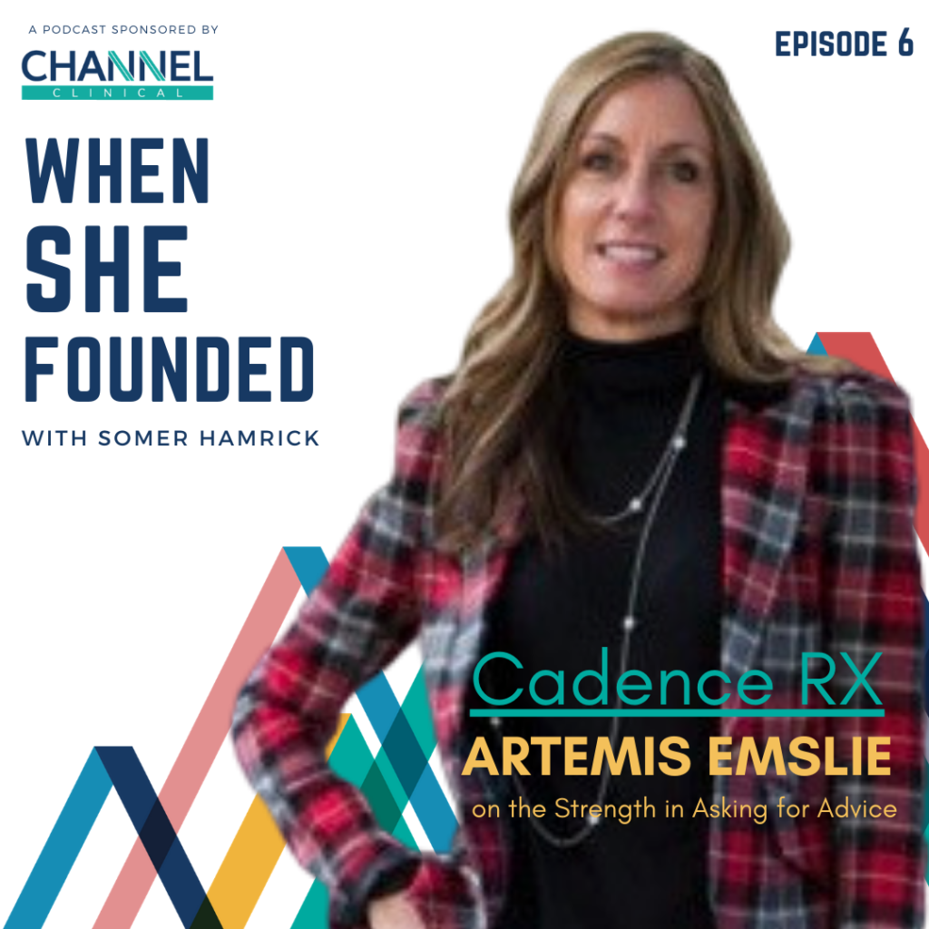 When She Founded: Artemis Emslie's Journey of Becoming an Entreprenuer
